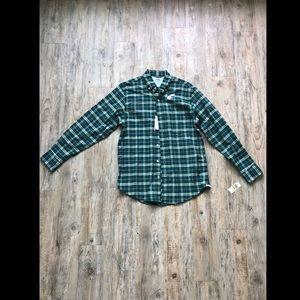 Izod Saltwater Stretch Oxford Shirt